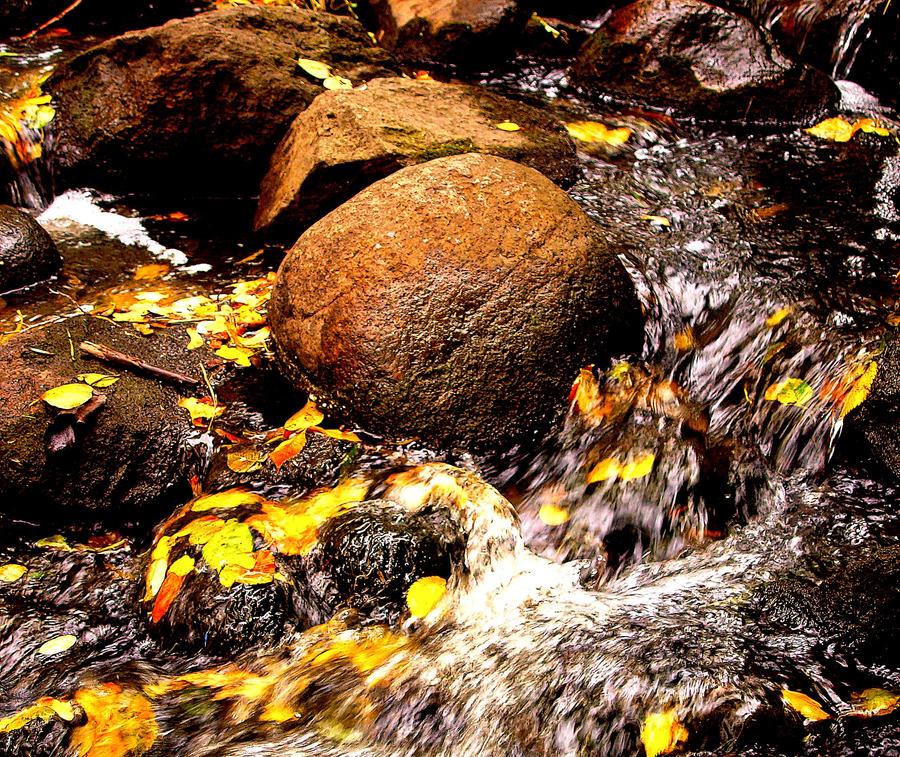 tearing water by HeretyczkaA