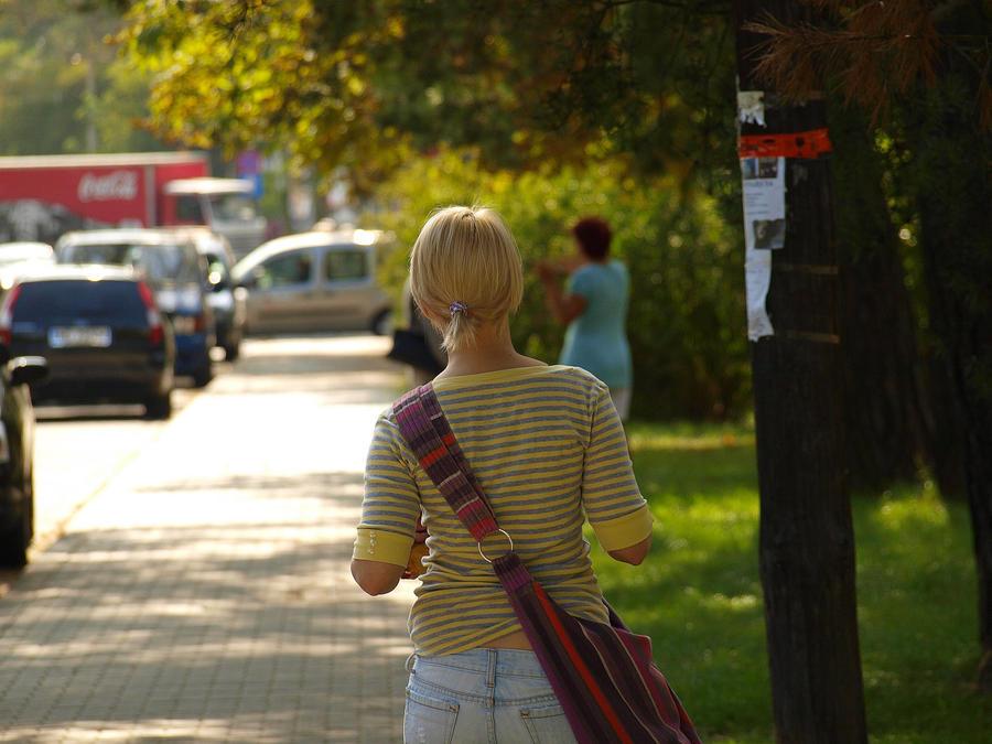 blonde by HeretyczkaA