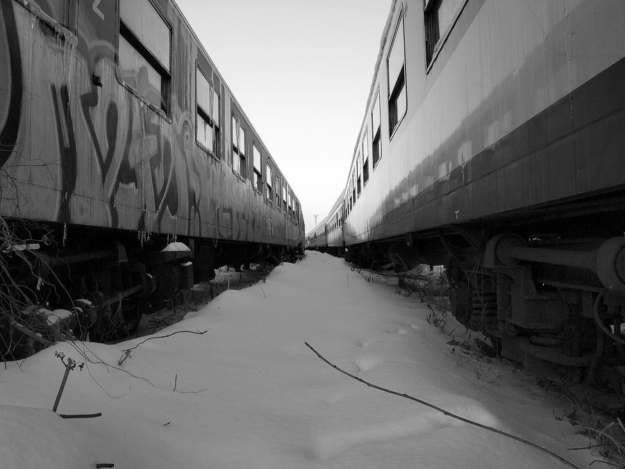 train to nowhere by HeretyczkaA