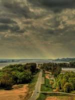 View of the Vistula by HeretyczkaA