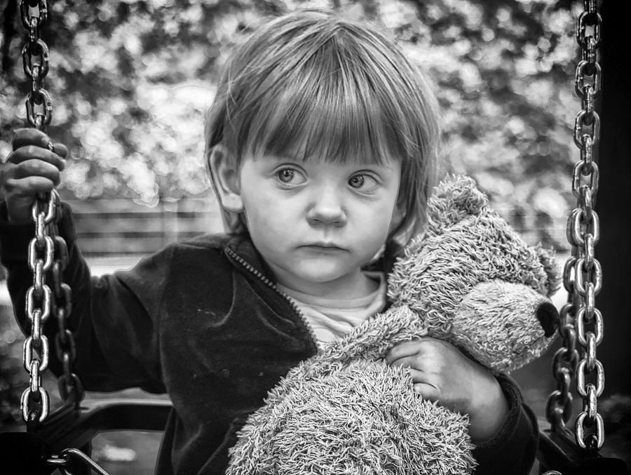 beloved teddy bear by HeretyczkaA