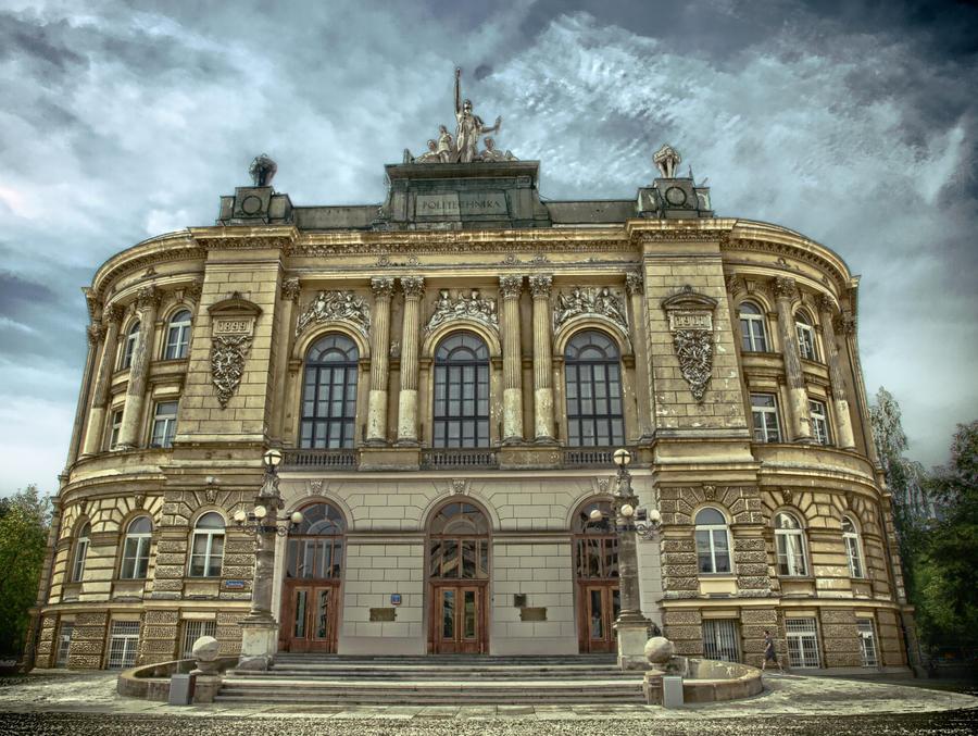 Warsaw University of Technology.. by HeretyczkaA