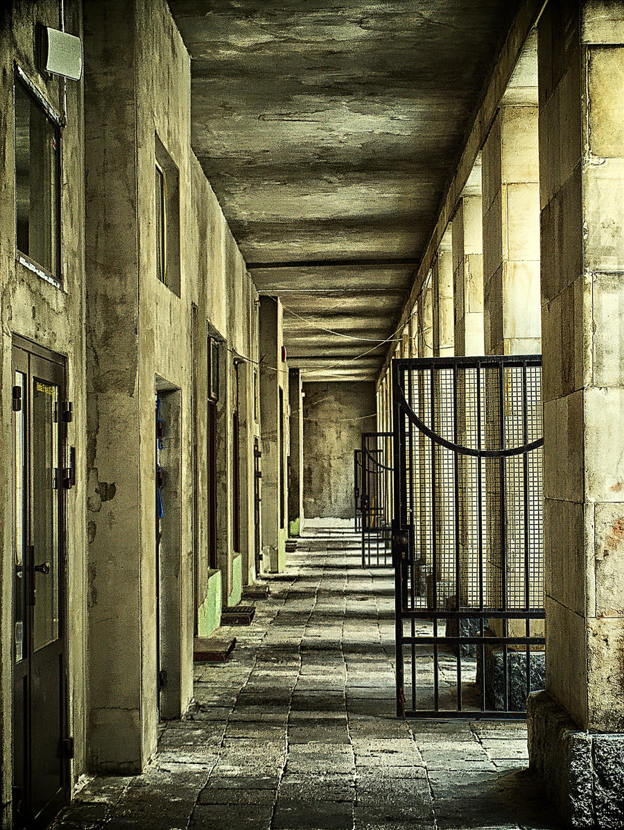 prison by HeretyczkaA