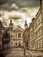 old town. by HeretyczkaA