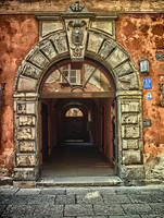 archway by HeretyczkaA