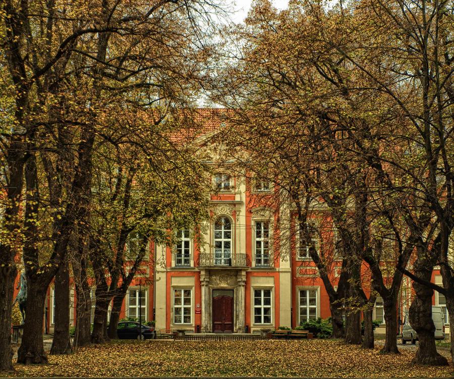 Academy of Fine Arts by HeretyczkaA