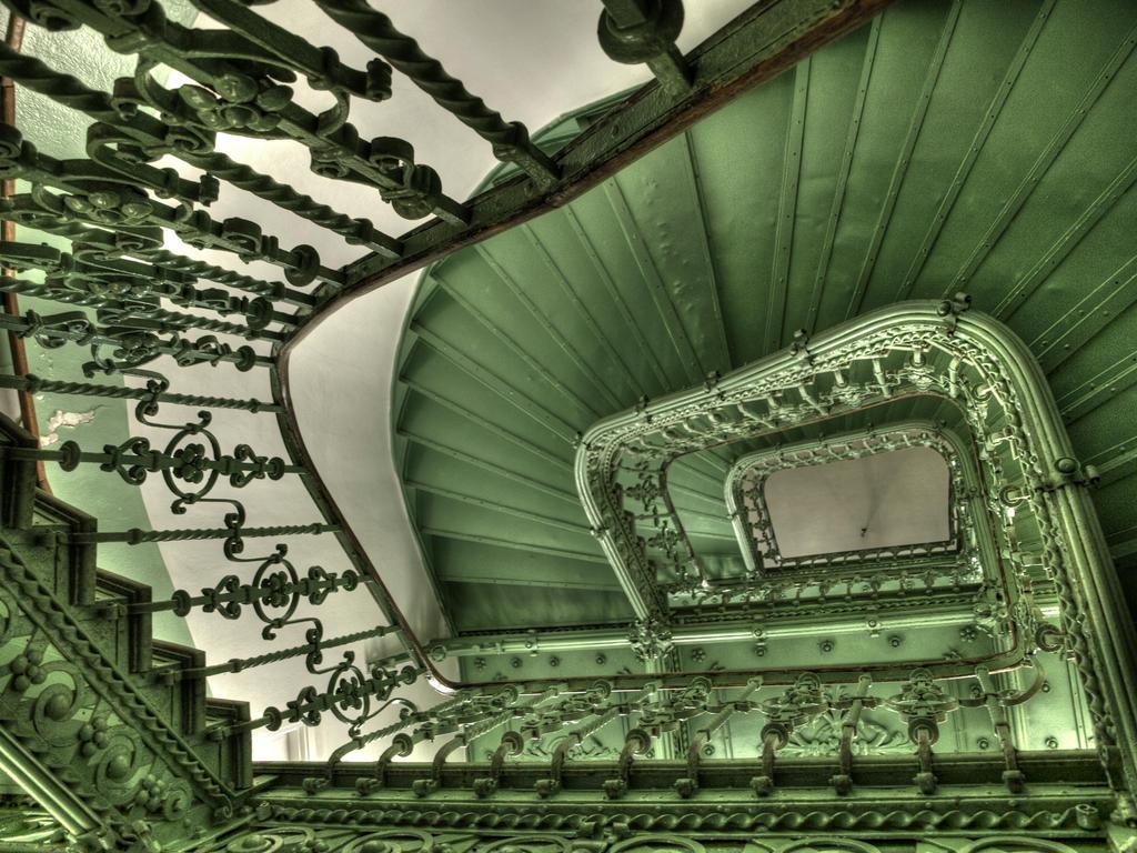 stairway by HeretyczkaA