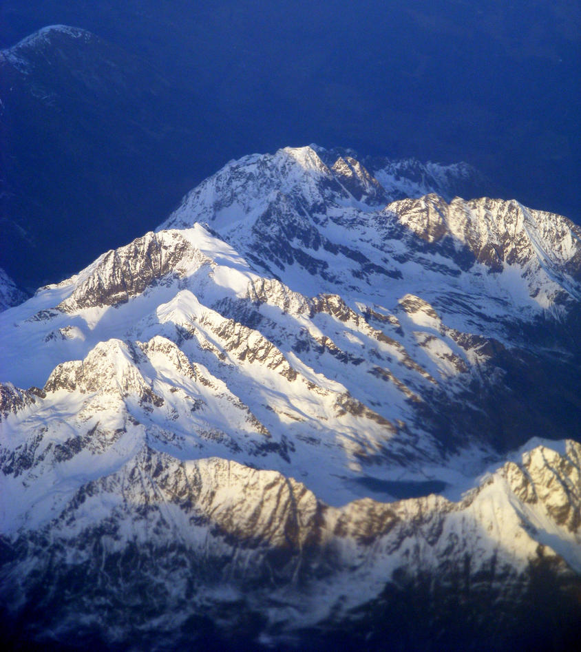 The Alps by Iulius90