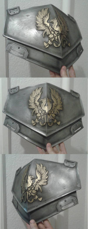 Grey Warden chest plate - Dragon Age