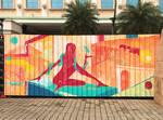 Eden (artbox mural #2)