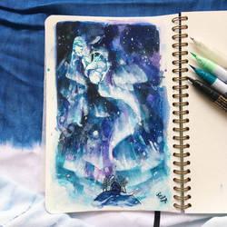 MerMay day 3| Aurora Borealis