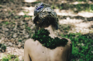 wild moss by IrinaJoanne