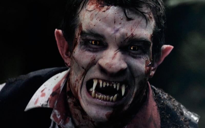 Ed Speleers form Howl 2015 Werewolf Movie by bradyrichie