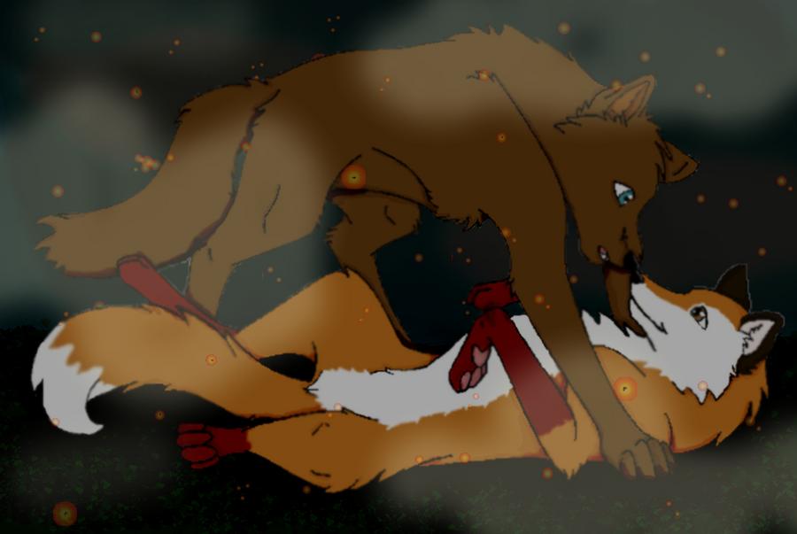 Fireflies by BloodRain092