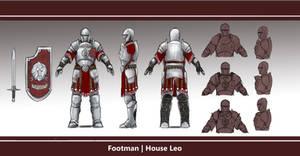 Footman | House Leo