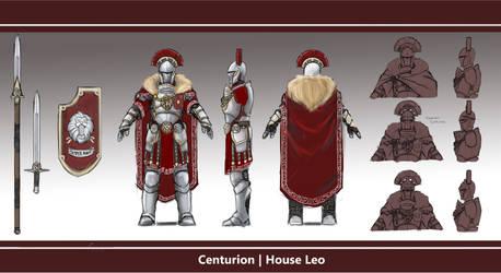 Centurion | House Leo by L3monJuic3