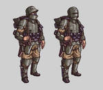 Feudal World Guardsman