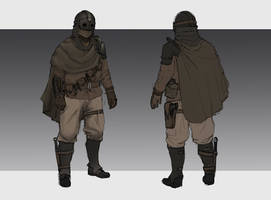 Republic Light Infantry by L3monJuic3