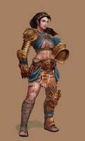 Cestus Gladiatrix