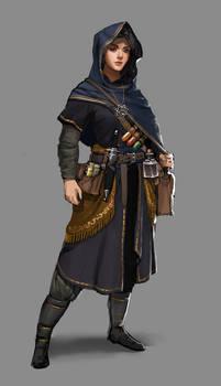 Janissary Alchemist Commission