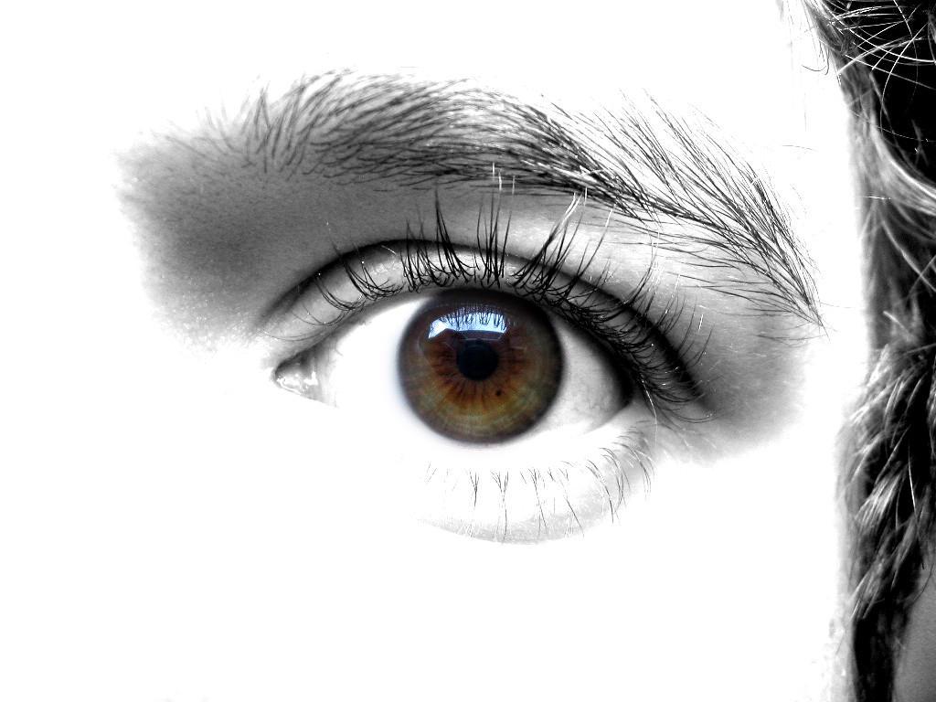 My eye by Grehor
