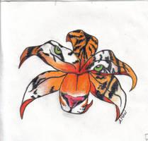 Tiger lily by shasta-trinity