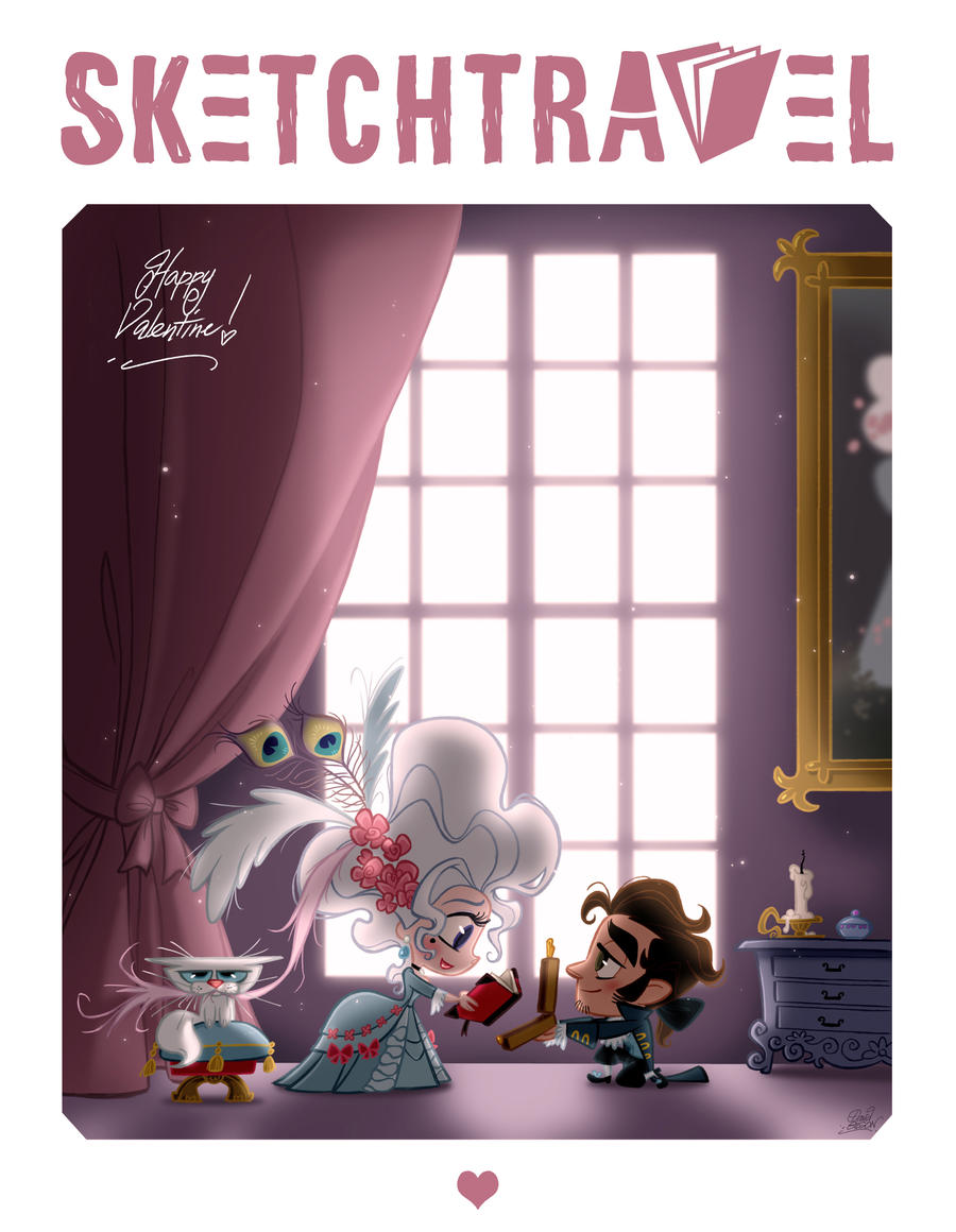HAPPY VALENTINE by princekido