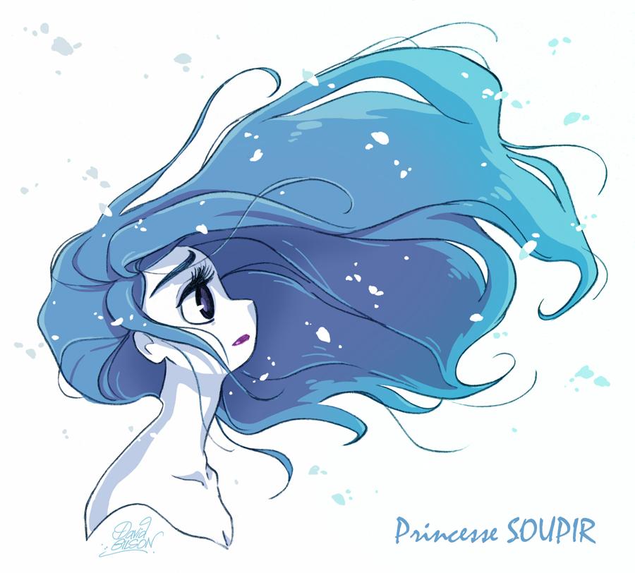 Le Vent soupire aussi... by princekido