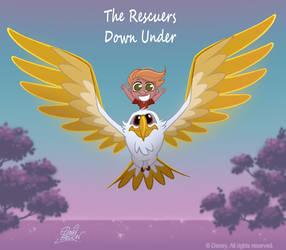 50 Chibis Disney : Rescuers 2 by princekido