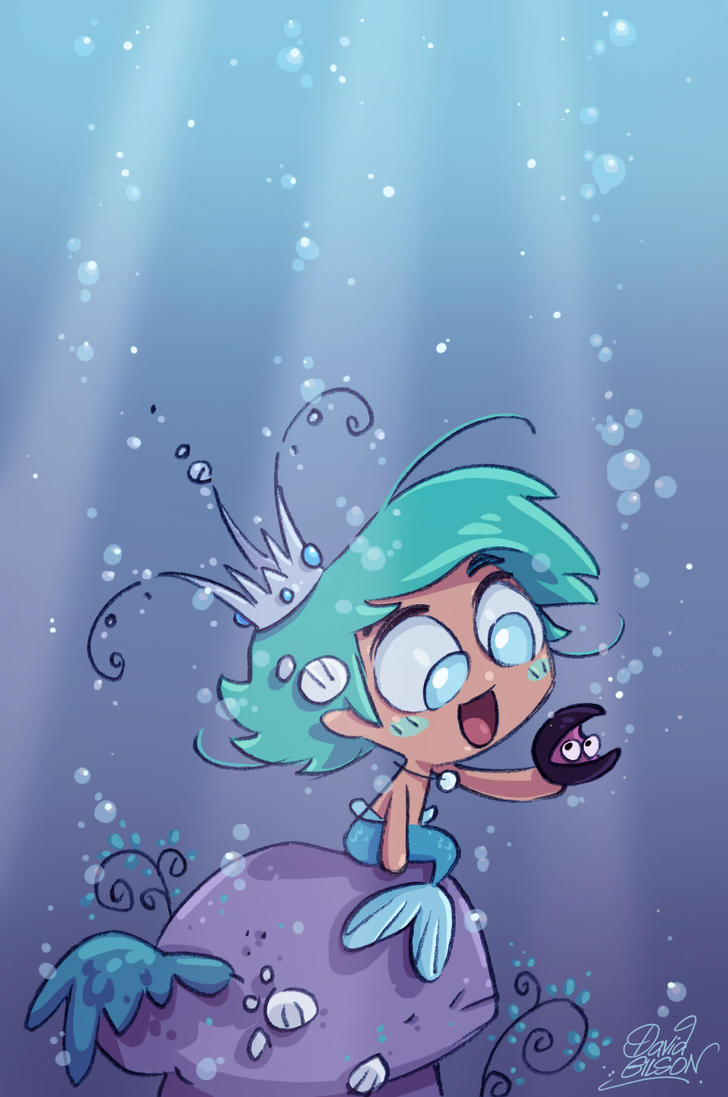 Little Merman by princekido