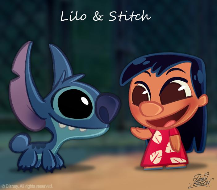 My World: Stitch
