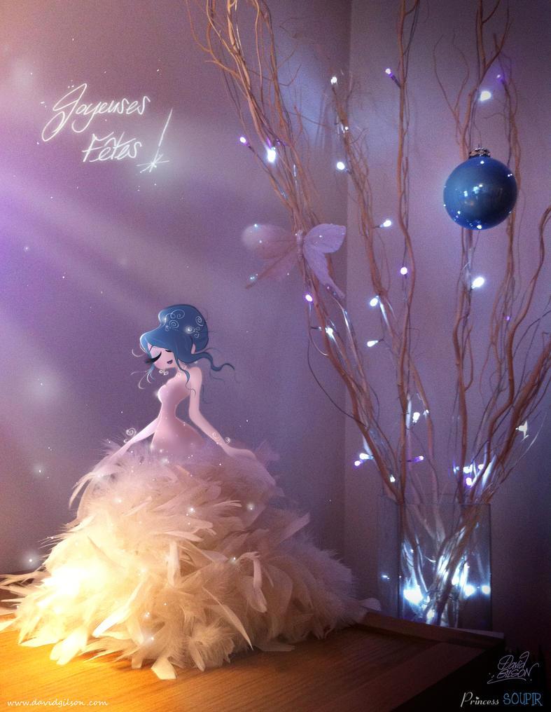 Joyeuses Fetes 2011 by princekido