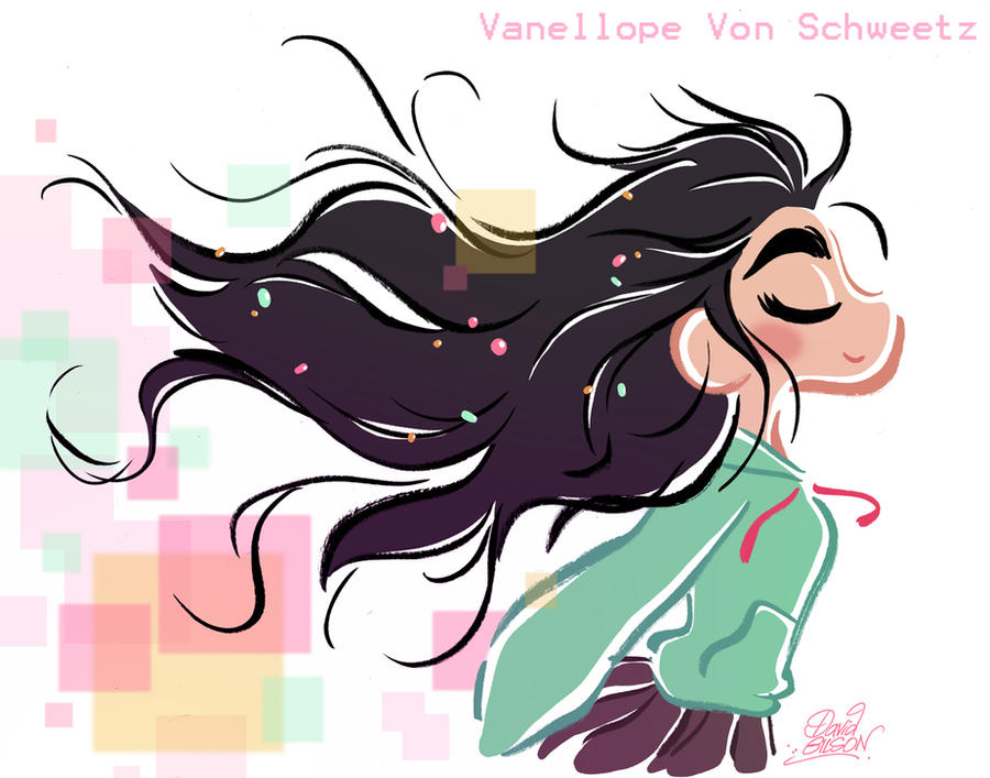 free hair style from Wreck It Ralph by princekido on DeviantArt