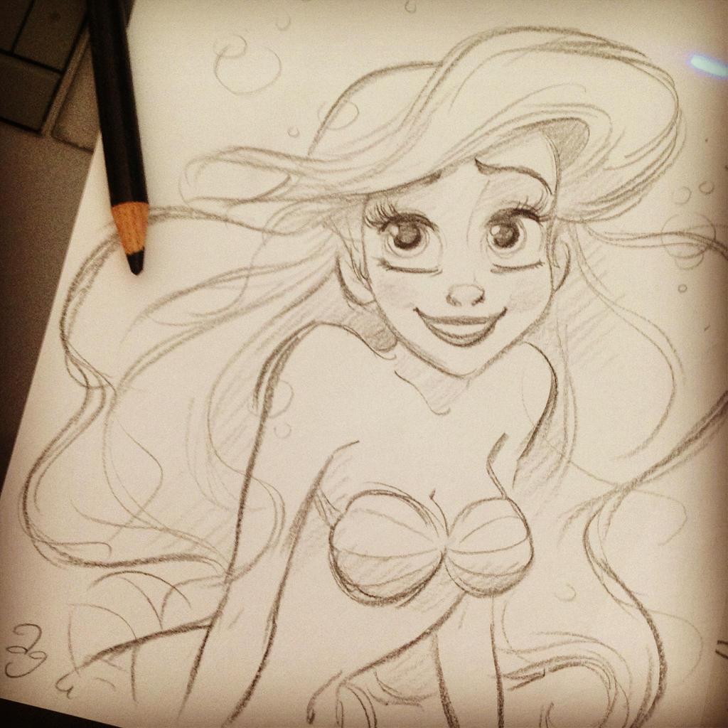 Disney's Ariel by princekido