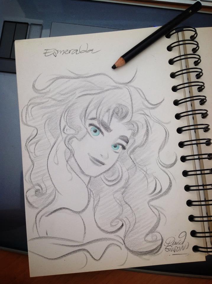 Esmeralda by princekido