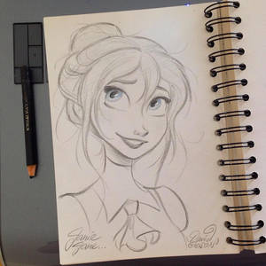 Jane Porter from Disney's Tarzan
