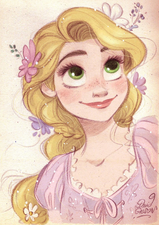 Raiponce by princekido on deviantart - Disney raiponce ...