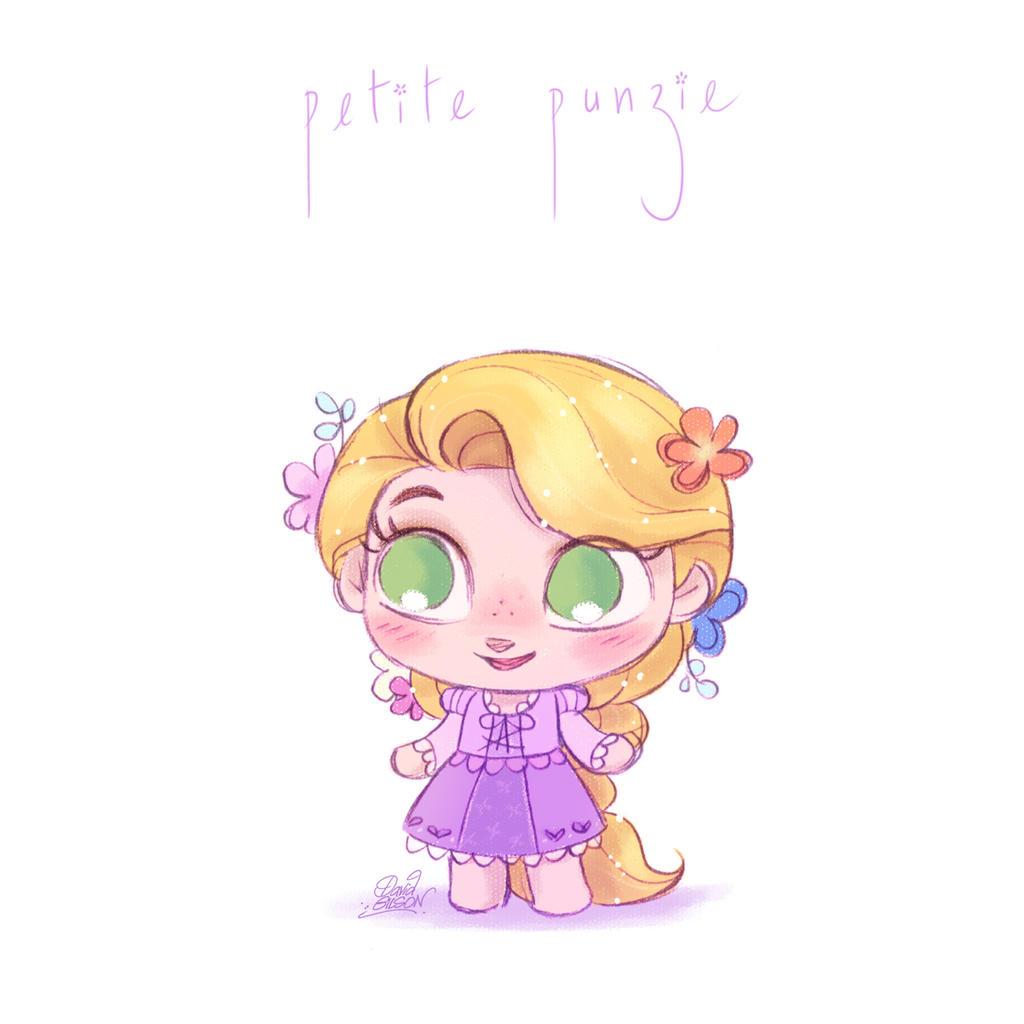 Petite punzie by princekido on deviantart - Petite princesse disney ...
