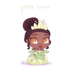 Petite Tiana by princekido
