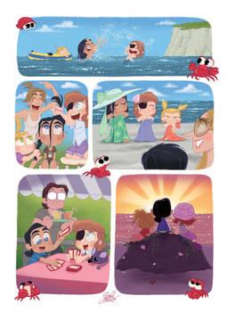 Vacances avec Bichon
