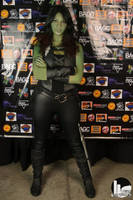 gamora cosplay by iasho
