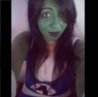 she hulk fantastic 4 by iasho