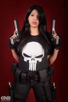 lady Punisher by iasho