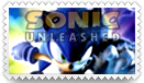 Sonic Unleashed stamp