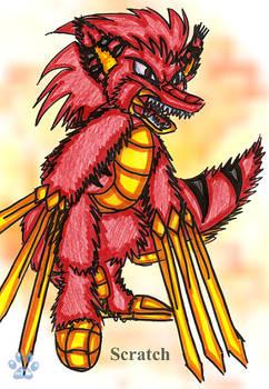 Scratch Dragon