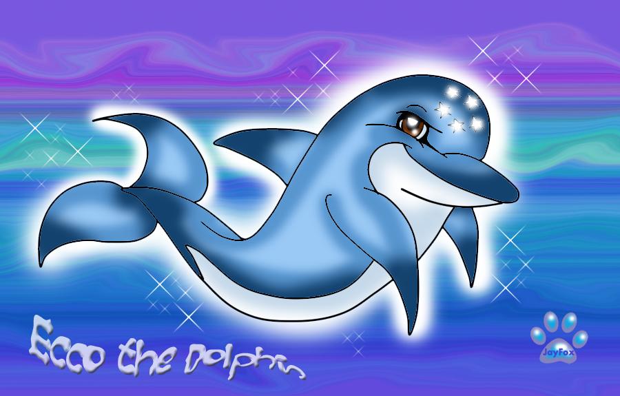 Ecco the Dolphin by jayfoxfire on DeviantArt