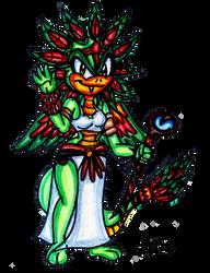 Ichtaca the Quetzalcoatl