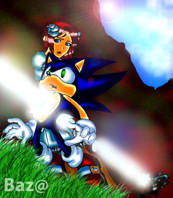 Sonic's Death By Jayfoxfire On DeviantArt