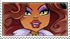 MH Clawdeen stamp by bolkonsky