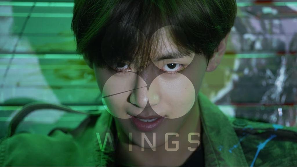 Wings 3 Stigma V Taehyung Desktop Wallpaper By Pikyan On Deviantart